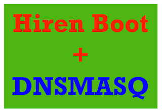hiren boot cd, hiren boot cd download, hiren boot usb, hiren boot cd 15.2, hiren boot 15.2, dnsmasq, dns, dhcp, pxe, pxe boot, pxe boot server,