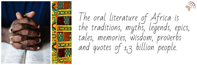 Oral literature of Africa, African Folktales