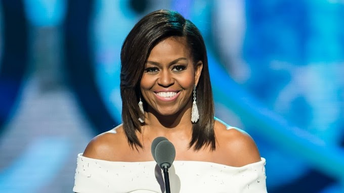 """""""It will inspire people of all backgrounds to dig deep and find the courage to be heroes of their own stories"""" – Michelle Obama on #BlackPanther"""