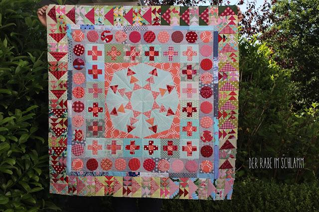 Bernina Medaillon Quilt Along, Quilt, Medaillon Quilt, Patchwork, Sewing