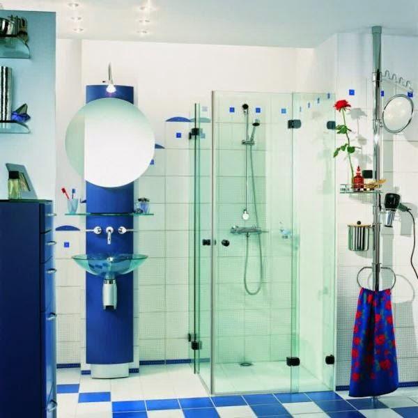 Model keramik kamar mandi 2015 yang moderen