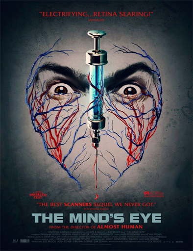 Ver The Mind's Eye (Poder mental) (2015) Online