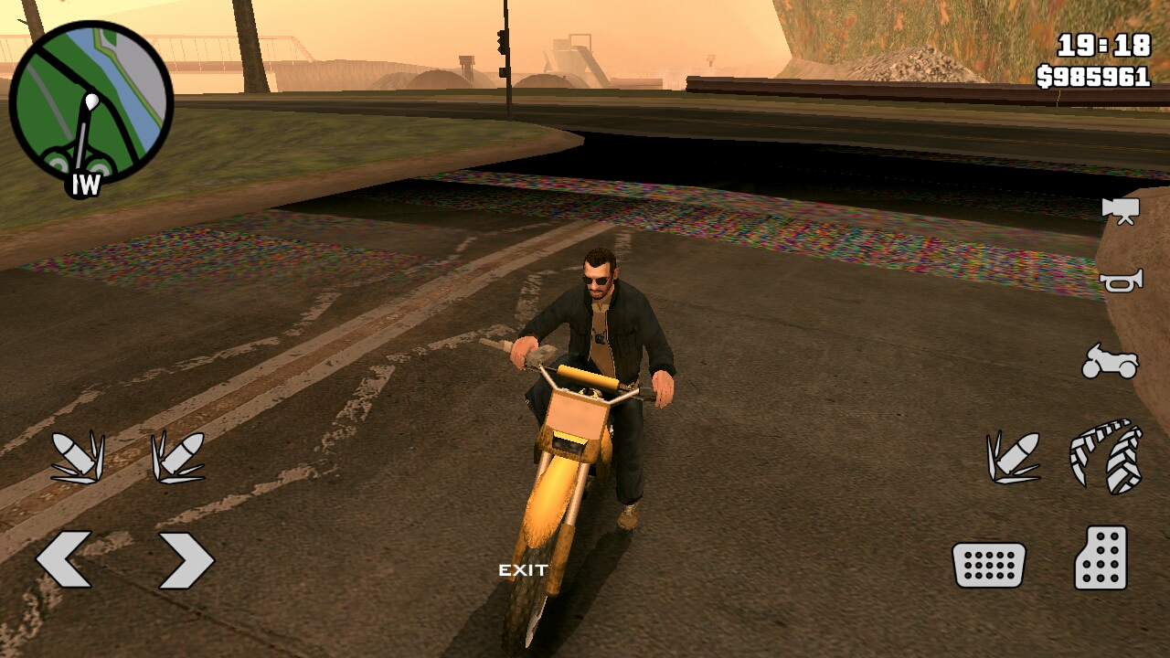 Download Project IV Mod Pack GTA SA Android Download