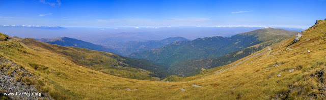 View from Kajmakcalan