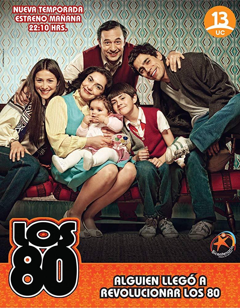Los 80 Serie Completa Latino