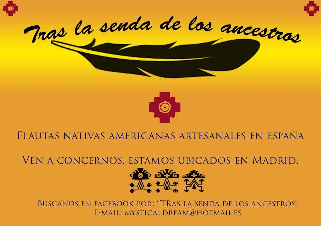Venta de flautas nativas americanas en españa  comprar flauta nativa americana
