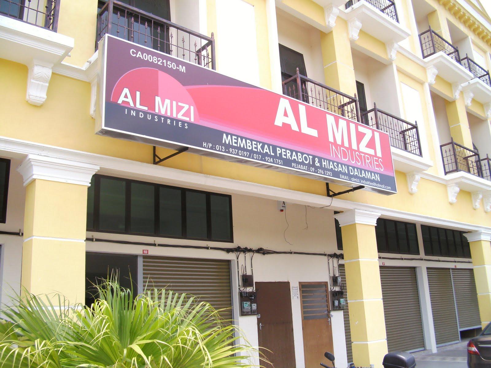 Al Mizi Industries Profail Syarikat