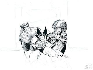 Marvel Comics of the 1980s: The Evolution of Art Adams