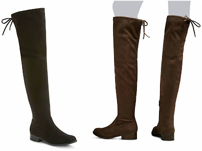 Merona Gisela Over the Knee Boots $35 (reg $50)