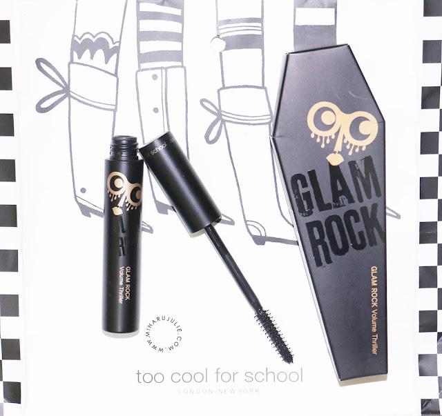 Too Cool For School Glam Rock Volume Thriller Mascara