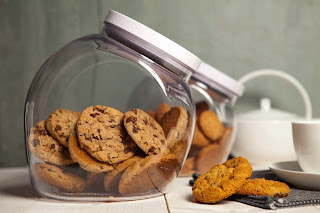 OXO Cookie jar