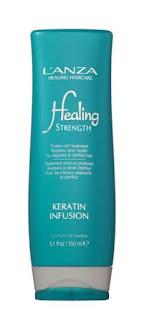 healing strength keratin infusion, l'anza