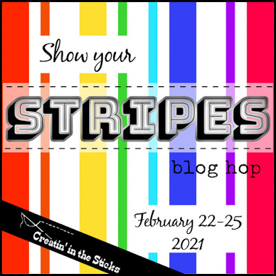 Show Your Stripes Blog Hop
