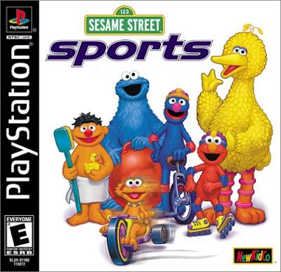 descargar sesame street sports psx por mega