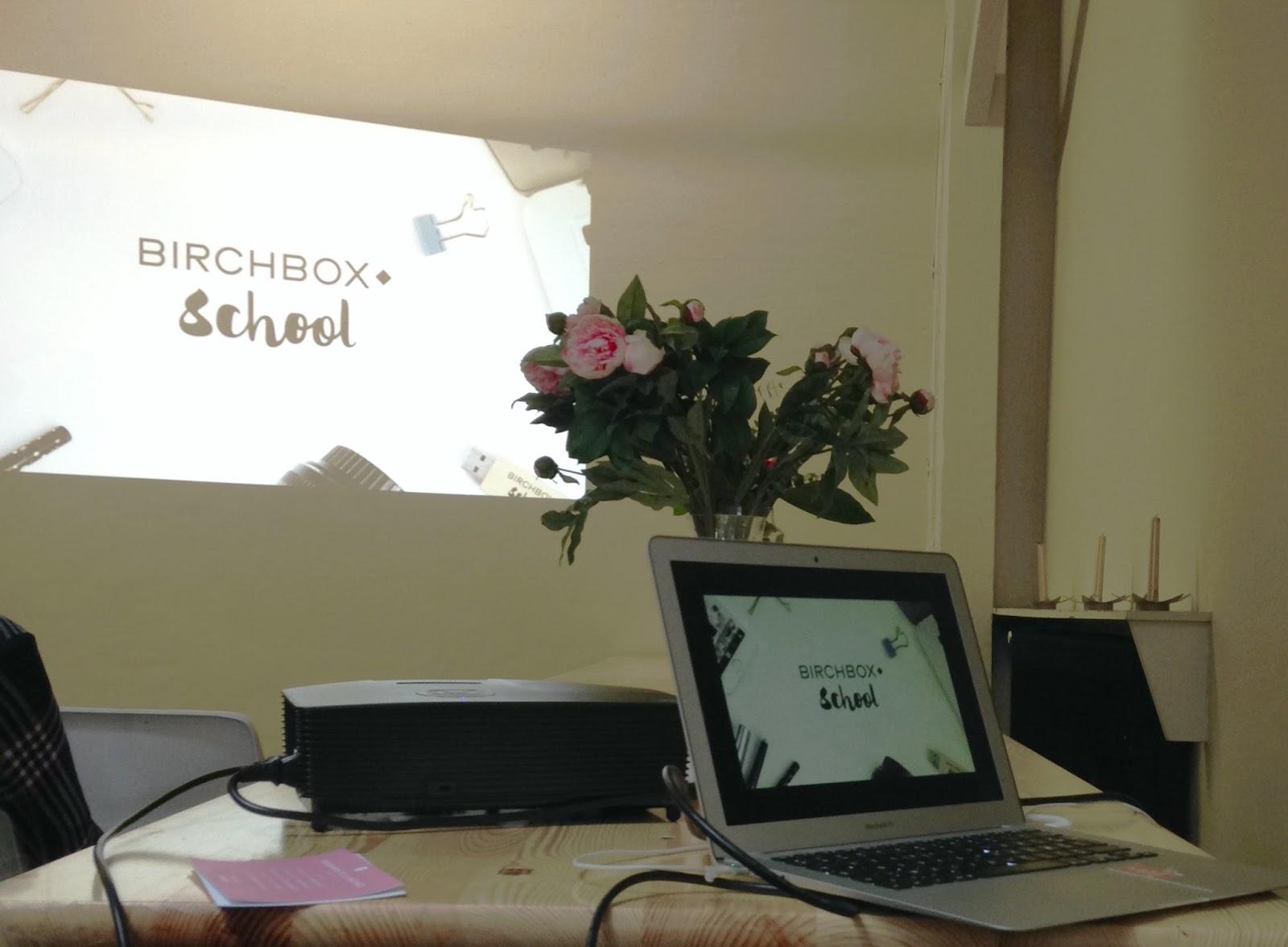 birchbox school formation paris beauté école