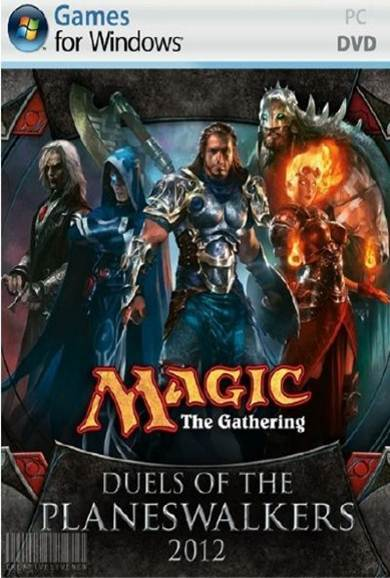 Magic the Gathering: Duels of the Planeswalkers 2012 Edicion Especial PC
