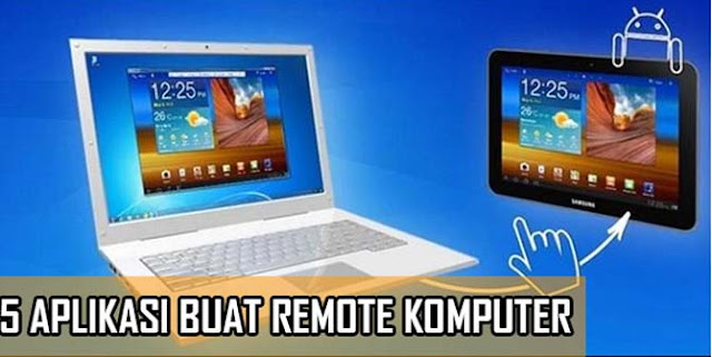 Aplikasi Android Remote Laptop