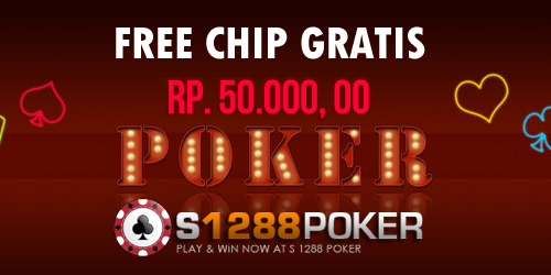 Free Chips Poker Tanpa Deposit