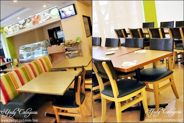Aristocrat Restaurant Jupiter St. Makati Open 24-Hours - Interior Photo