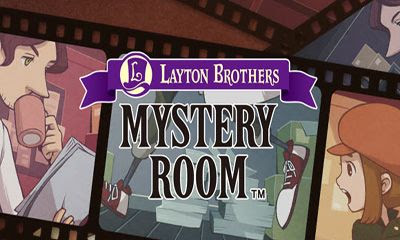 Download Game Android Gratis Layton Brothers Mystery : Room apk + obb