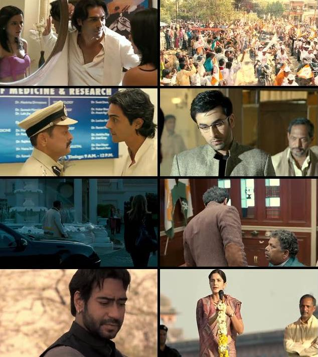 Raajneeti 2010 Hindi 480p BRRip
