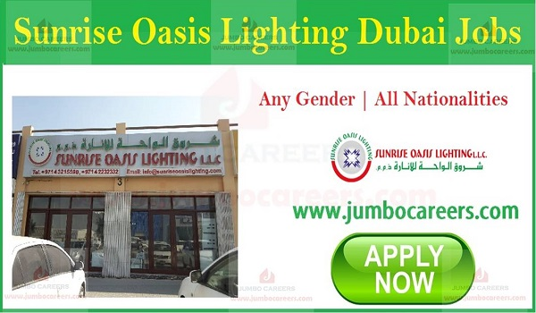 office jobs in Dubai, New vacancies in Gulf countries,