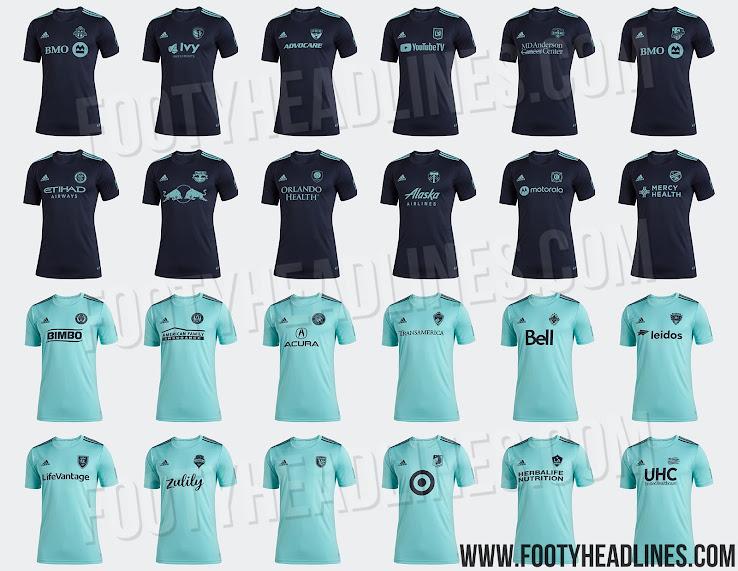 24 Adidas x Parley MLS 2019 Jerseys Released Footy Headlines