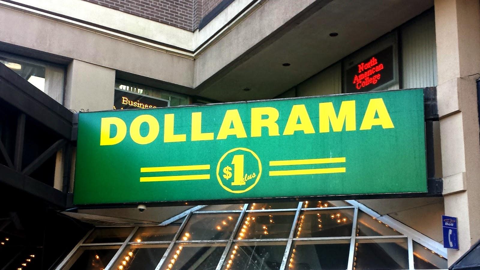 ce1d371724 O Dollarama é a loja mais querida e barata de todo o Canadá. O que é essa  loja? É a loja de 1,99 do Canadá, uma loja barata e
