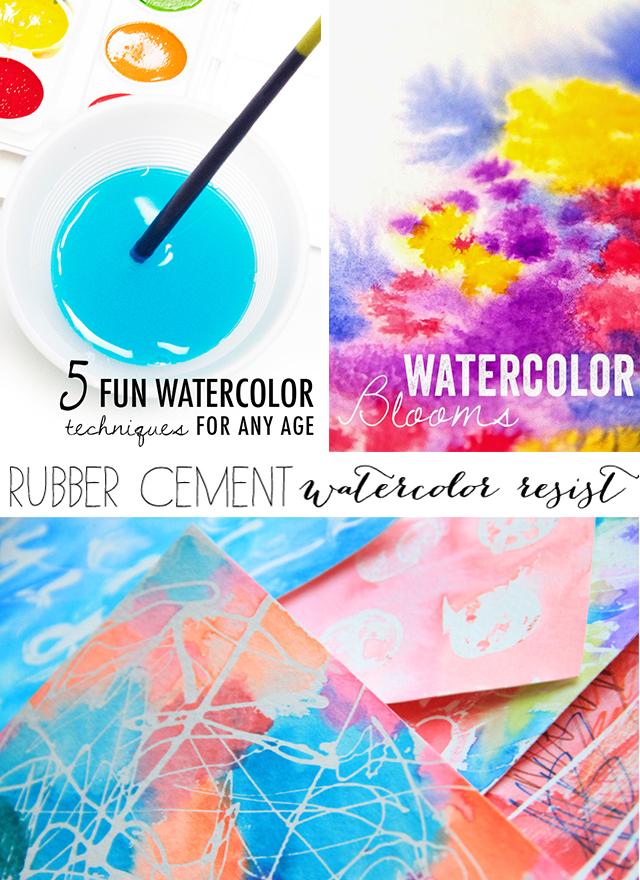 Blick Liquid Watercolors