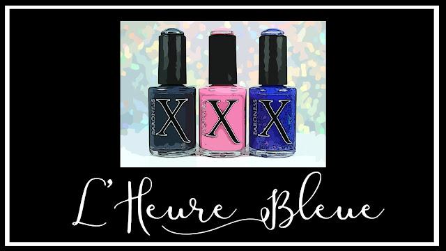 Baroness X L'Heure Bleue Trio