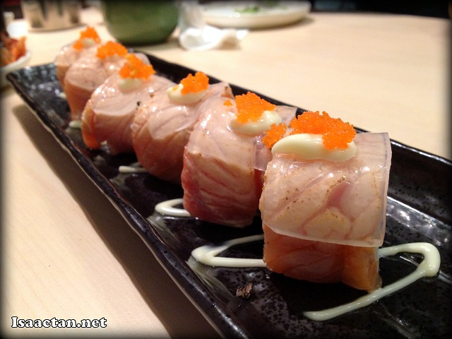 Collagen Salmon Roll - RM23.80