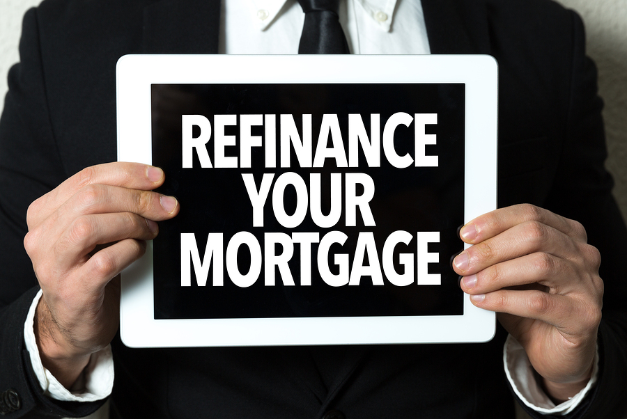 The Mortgage Refinance Strategy