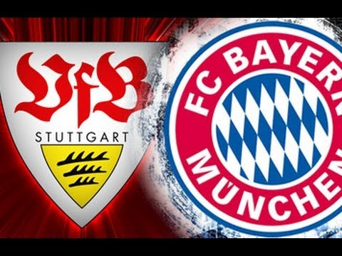 VfB Stuttgart vs Bayern Munich  Full Match & Highlights 16 December 2017