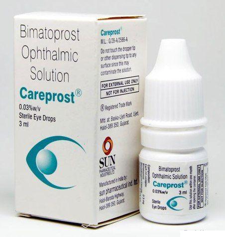 Best medicine Careprost Bimotaprost For Eye Pressure Lumigan Eye drops