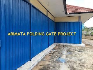 harga folding gate cikarang