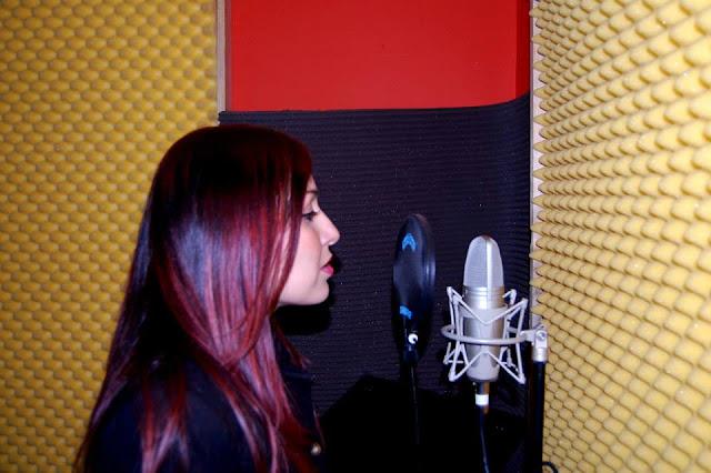Ladies of Metal: Lluvia Dominguez (Legati), Ladies of Metal, Lluvia Dominguez, Legati