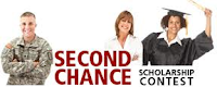 AFSA Second Chance Scholarship Contest