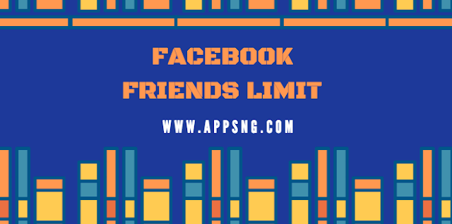 How many friends can I add on Facebook