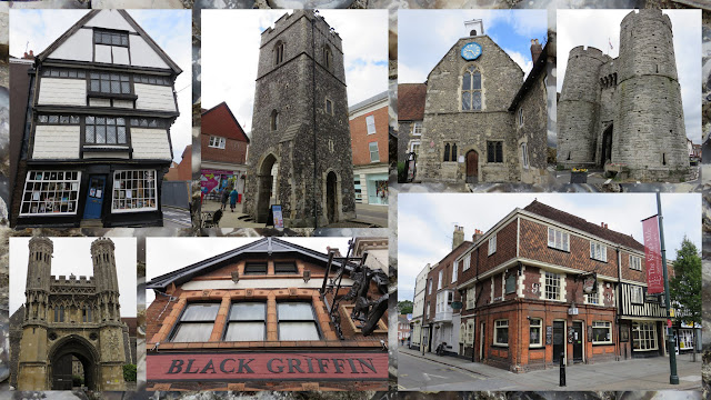 A Weekend in Canterbury England - Medieval Architecture