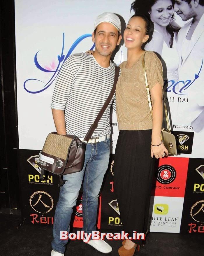 Harmeet Singh, 'Khushnuma' Album Launch Pics