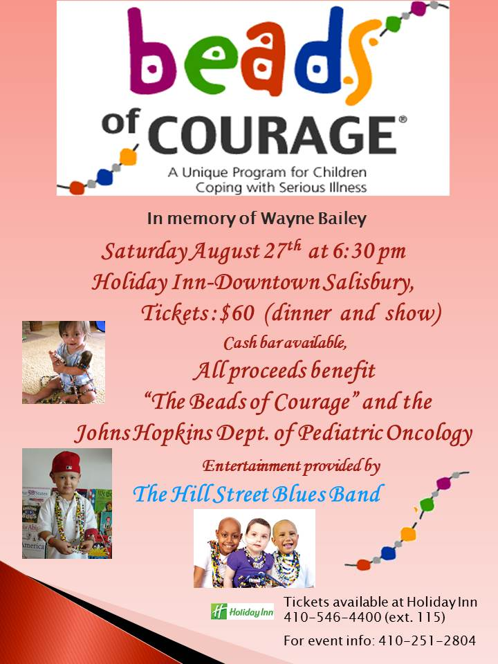 Salisbury News: Founder Of Beads Of Courage Organization To