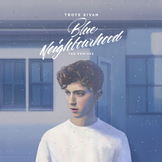 Troye Sivan - Blue Neighbourhood (The Remixes) (2016) - Album Download, Itunes Cover, Official Cover, Album CD Cover Art, Tracklist