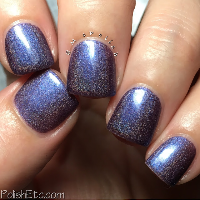 Native War Paints - The Next World Collection - McPolish - Richonne