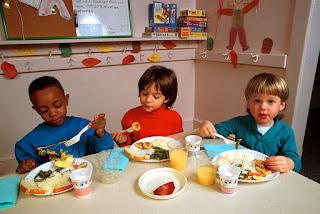 Petua Rahsia Tambah Selera Makan Anak