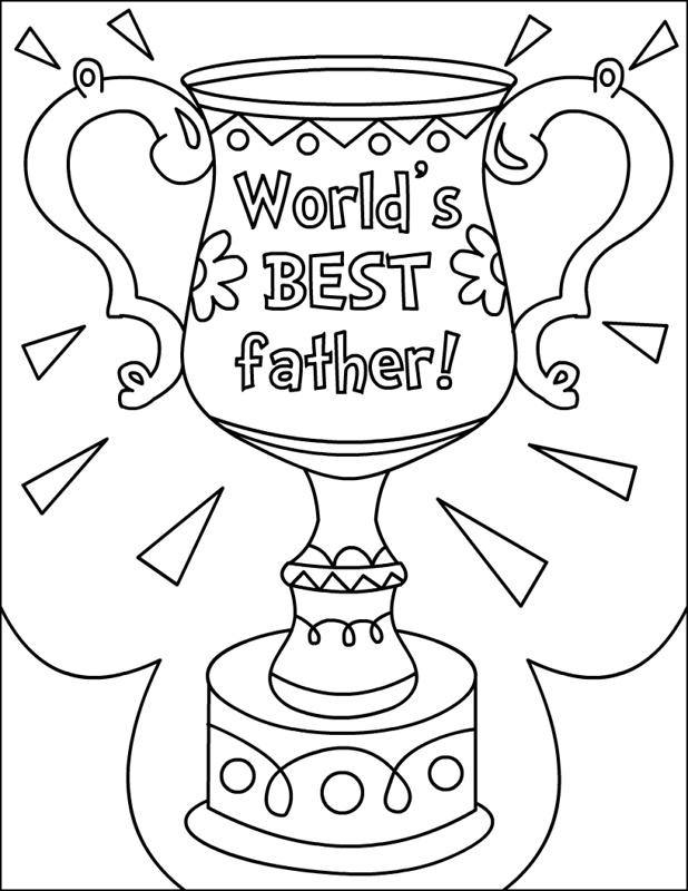 fathers day coloring pagesfunny fathers day coloring pageshappy fathers day coloring pages