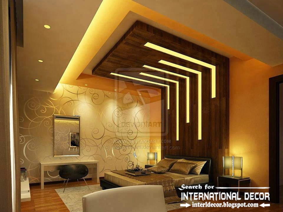 Ceiling Lighting Design Tips on art deco bedroom
