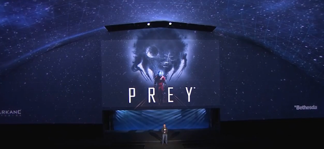 Prey Arkane Studios Bethesda announcement