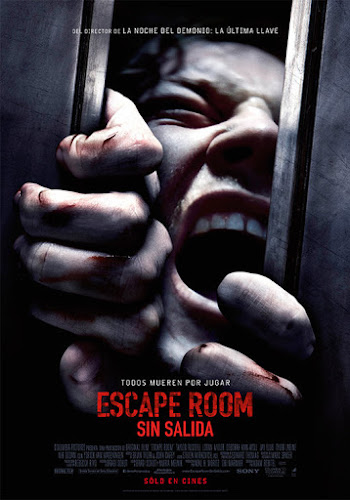 Escape Room (Web-DL 720p Ingles Subtitulada) (2019)
