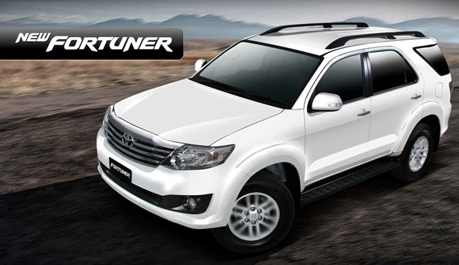harga toyota new fortuner