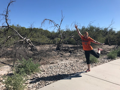 #GreatPumpkinRun 2017 | Clark County Wetlands Park, NV